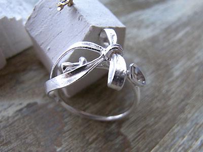 リボンのリング