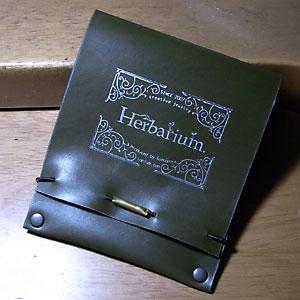 Herbarium.のパッケージ